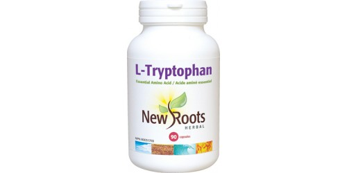 L-Tryptophane 220 mg New Roots Herbal